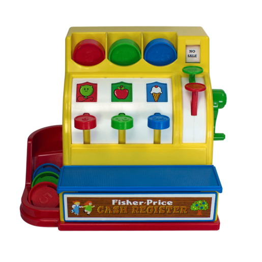 Fisher-Price Classic Toys - Cash Register