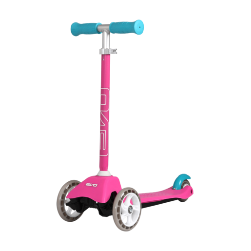 Ripp 3 Wheeled Mini Cruiser Scooter - Pink