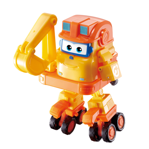 Super Wings Transforming Vehicle Scoop