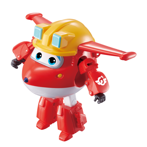 Super Wings Transforming Vehicle - Jett