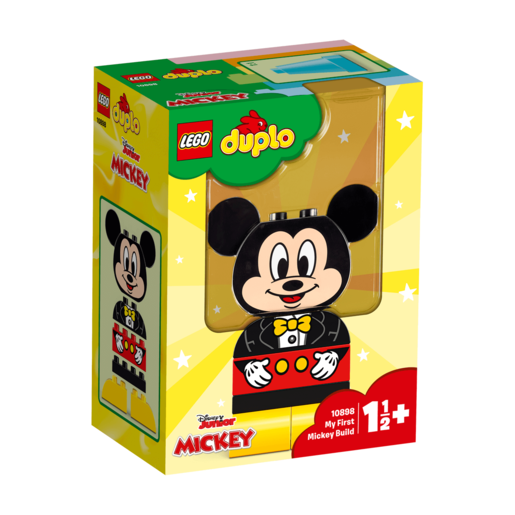 LEGO Duplo My First Mickey Build - 10898