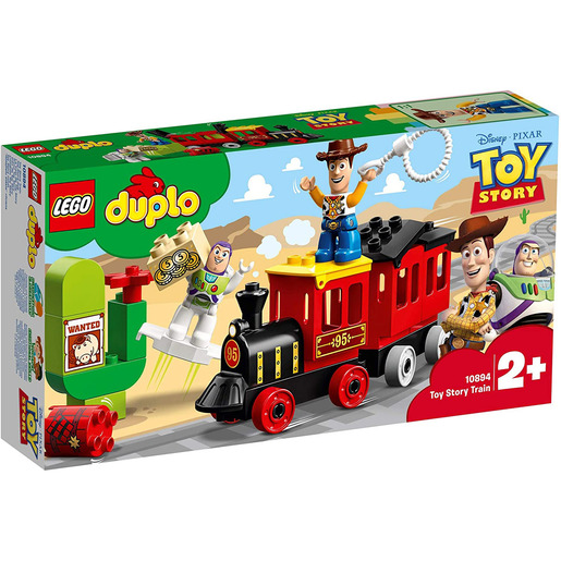 LEGO Duplo Disney Pixar Toy Story 4 Train - 10894