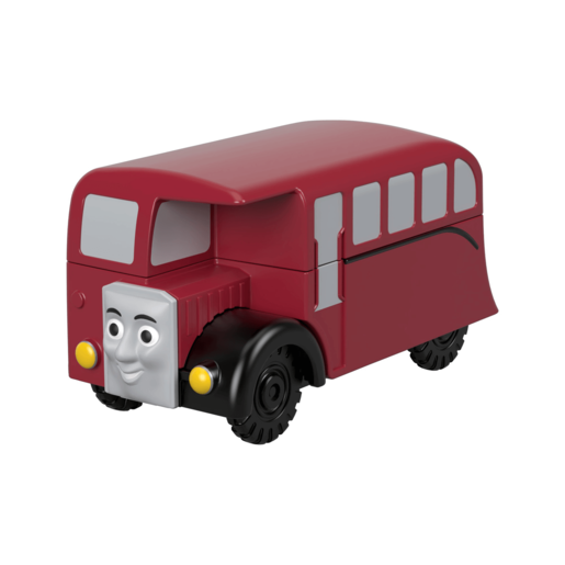 Fisher-Price Thomas & Friends TrackMaster Train Engine - Bertie