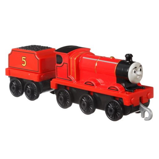 Fisher-Price Thomas & Friends TrackMaster - James