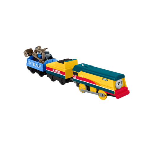 Fisher-Price Thomas & Friends TrackMaster - Rebecca and Carriages