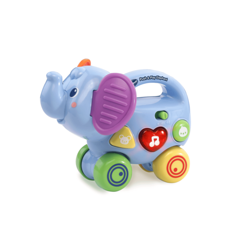 VTech Push and Play Elephant