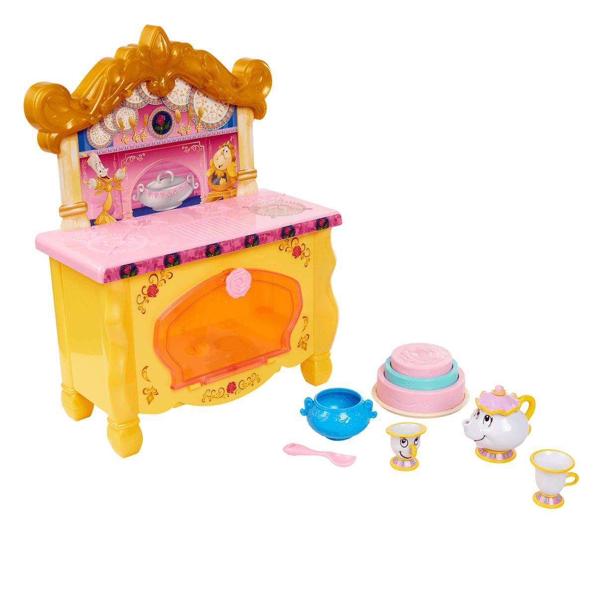 Disney Princess Belle's Enchanted Kitchen