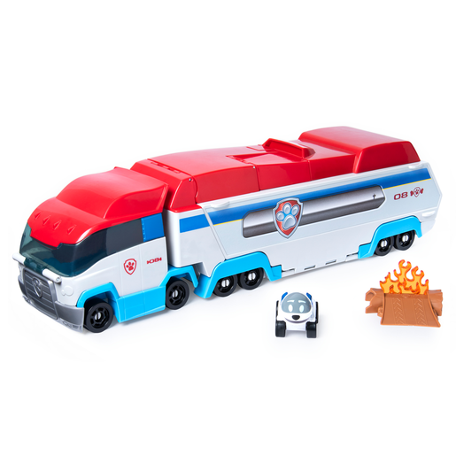 Paw Patrol True Metal Paw Patroller - Transforming Launch'N Haul