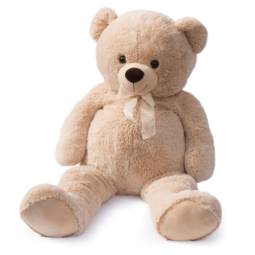Snuggle Buddies 100cm Teddy - George
