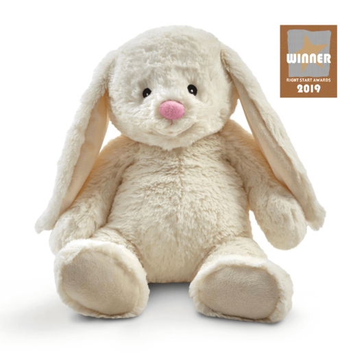 Snuggle Buddies Friendship Bunny - Cream
