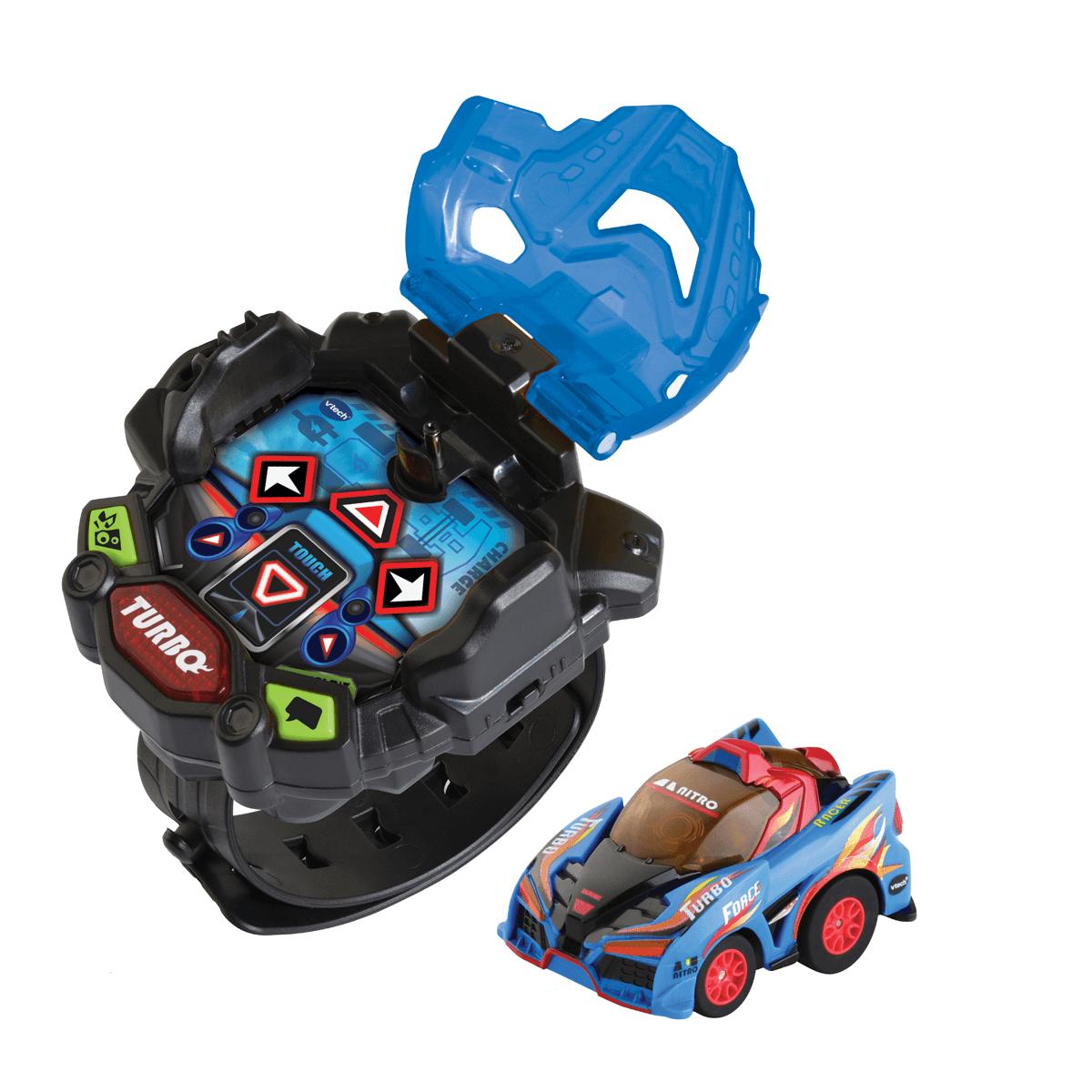 VTech Turbo Force Racer - Blue