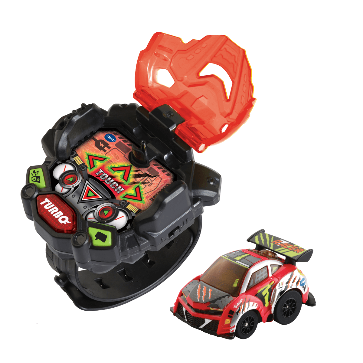 VTech Turbo Force Racer - Red from Early Learning Center