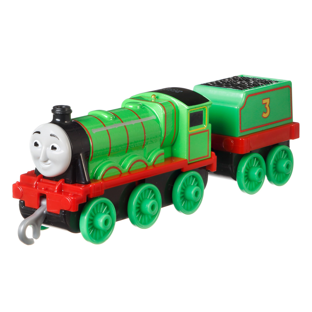 Fisher-Price Thomas & Friends TrackMaster Push Along Train - Henry
