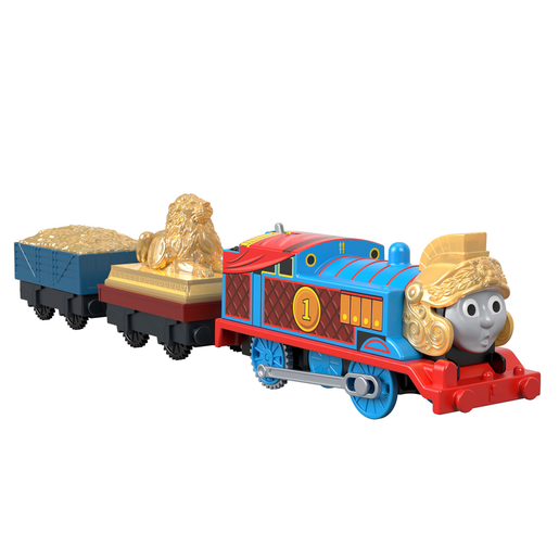 Fisher-Price Thomas & Friends - TrackMaster Motorised Armoured Thomas Train Engine