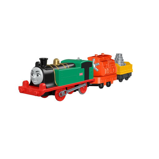 Fisher-Price Thomas & Friends TrackMaster Push Along Train - Motorised Gina