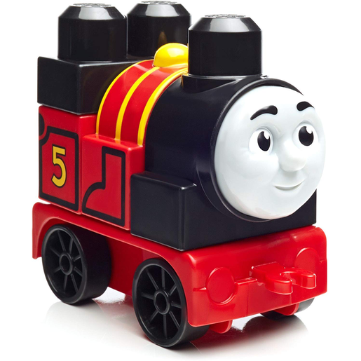 Mega Bloks Thomas and Friends - James