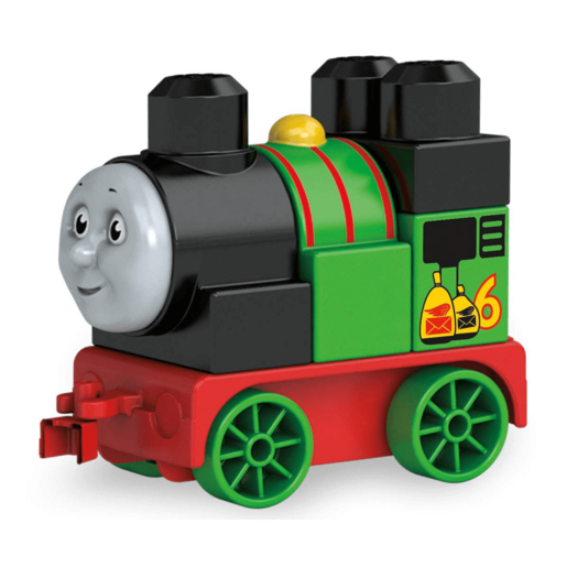 Mega Bloks Thomas and Friends - Percy