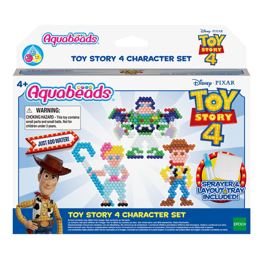 Aquabeads: Toy Story 4 Character Set