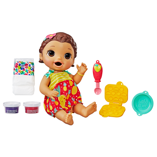Baby Alive Super Snacks - Snackin' Lily
