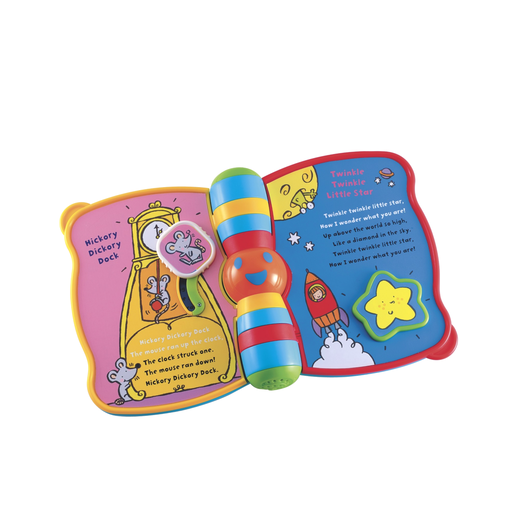 Early Learning Centre Singing Nursery Rhyme Book