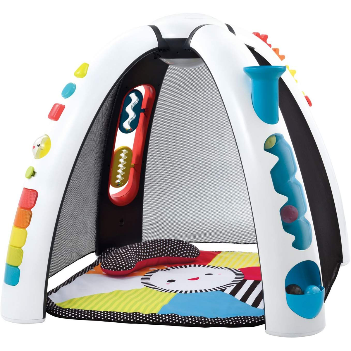 Little Senses Giant Lights And Sounds Activity Dome from Early Learning Center