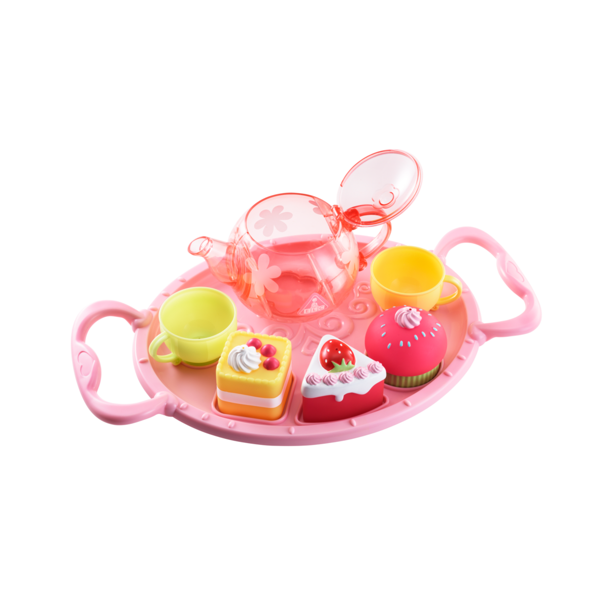 Early Learning Centre Pink Bath Time Tea Party Set