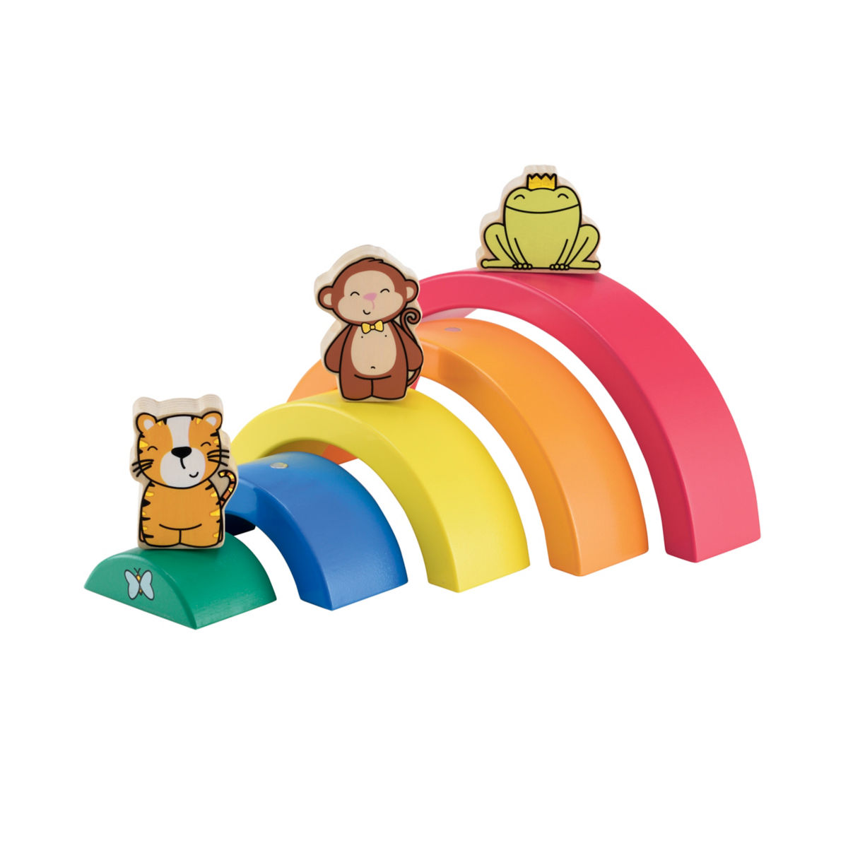 Early Learning Centre Wooden Curved Puzzle from Early Learning Center