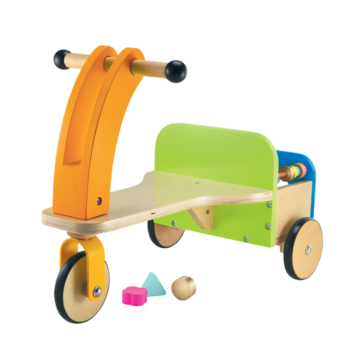 Early Learning Centre Wooden Trike