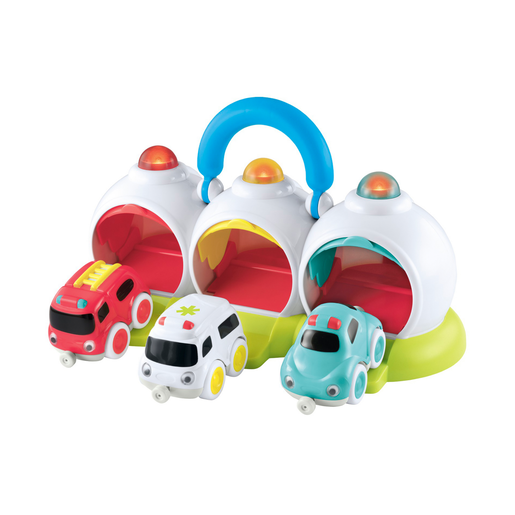 Whizz World Lights and Sounds Emergency Centre