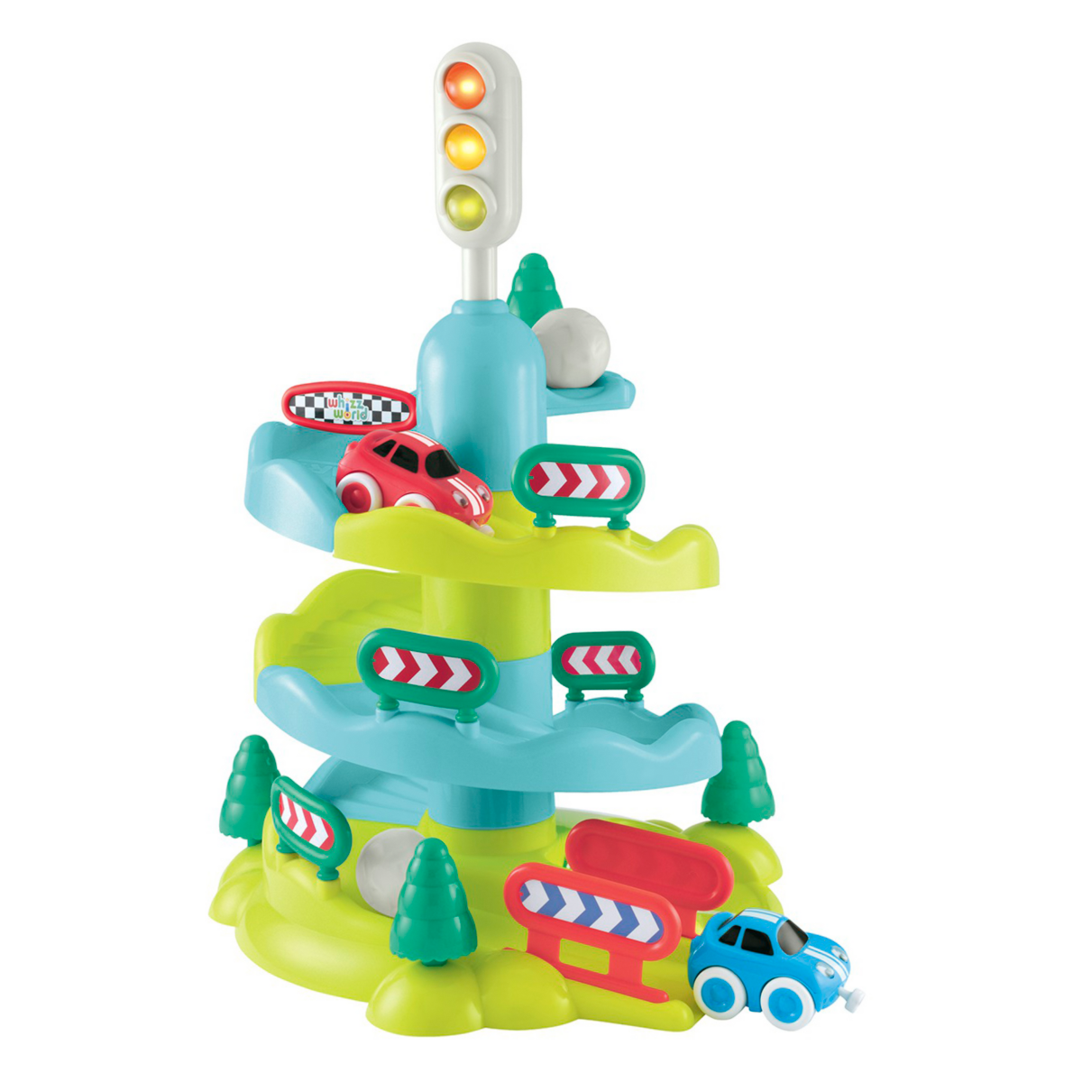 Whizz World Lights and Sounds Mountain Set from Early Learning Center