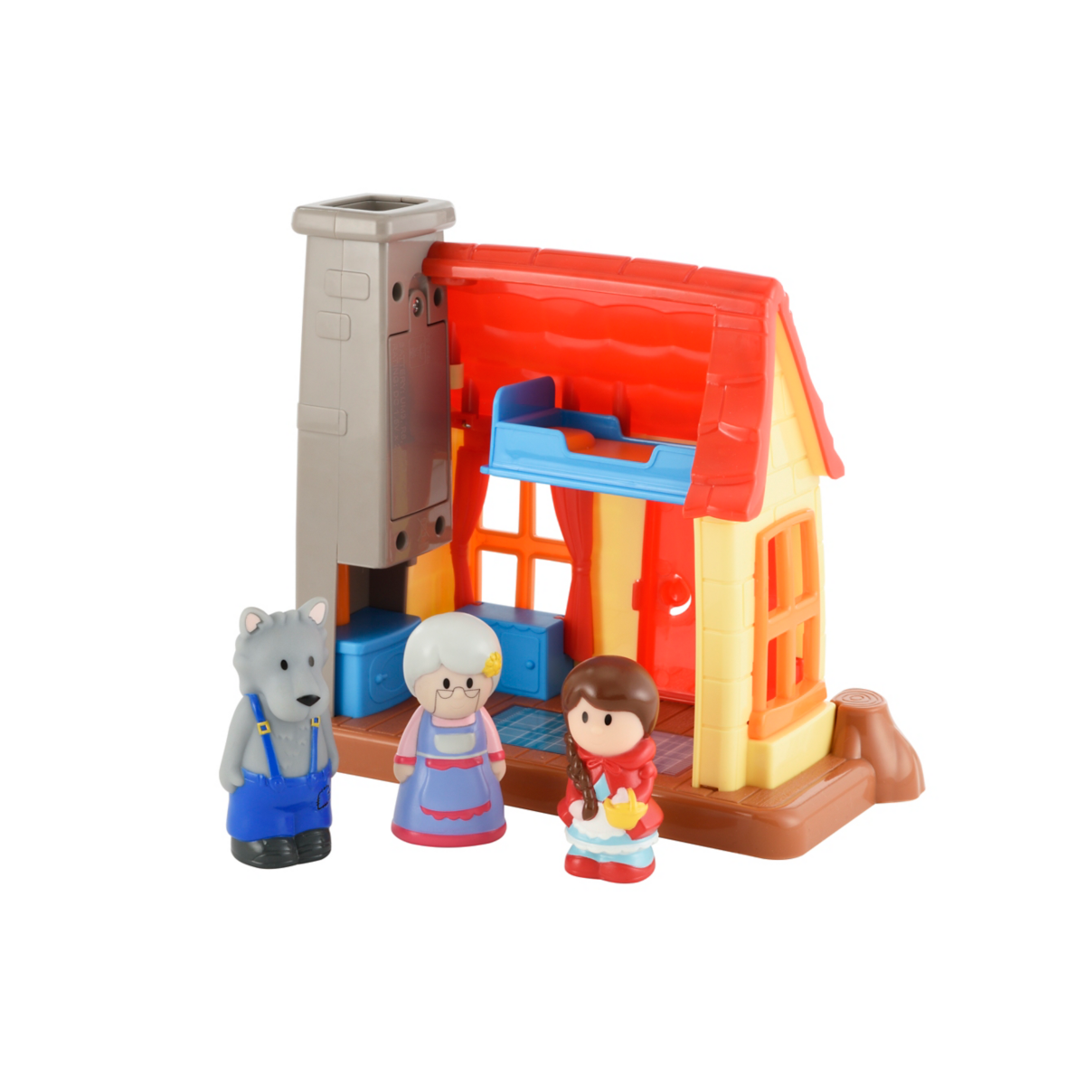 Happyland Little Red Riding Hood Play Set from Early Learning Center