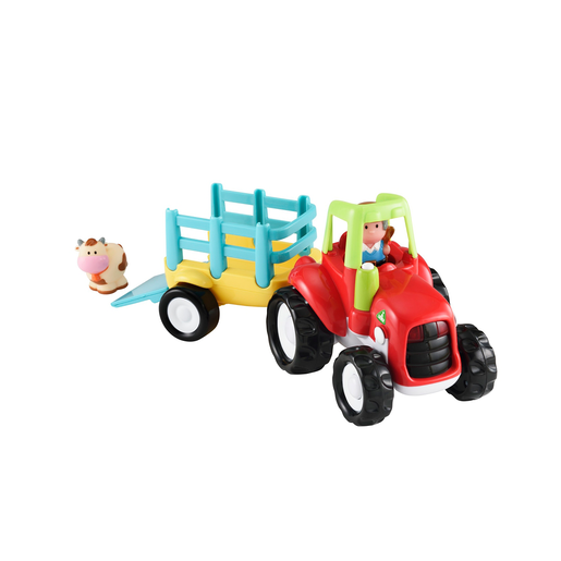 Happyland Lights and Sounds Farm Tractor