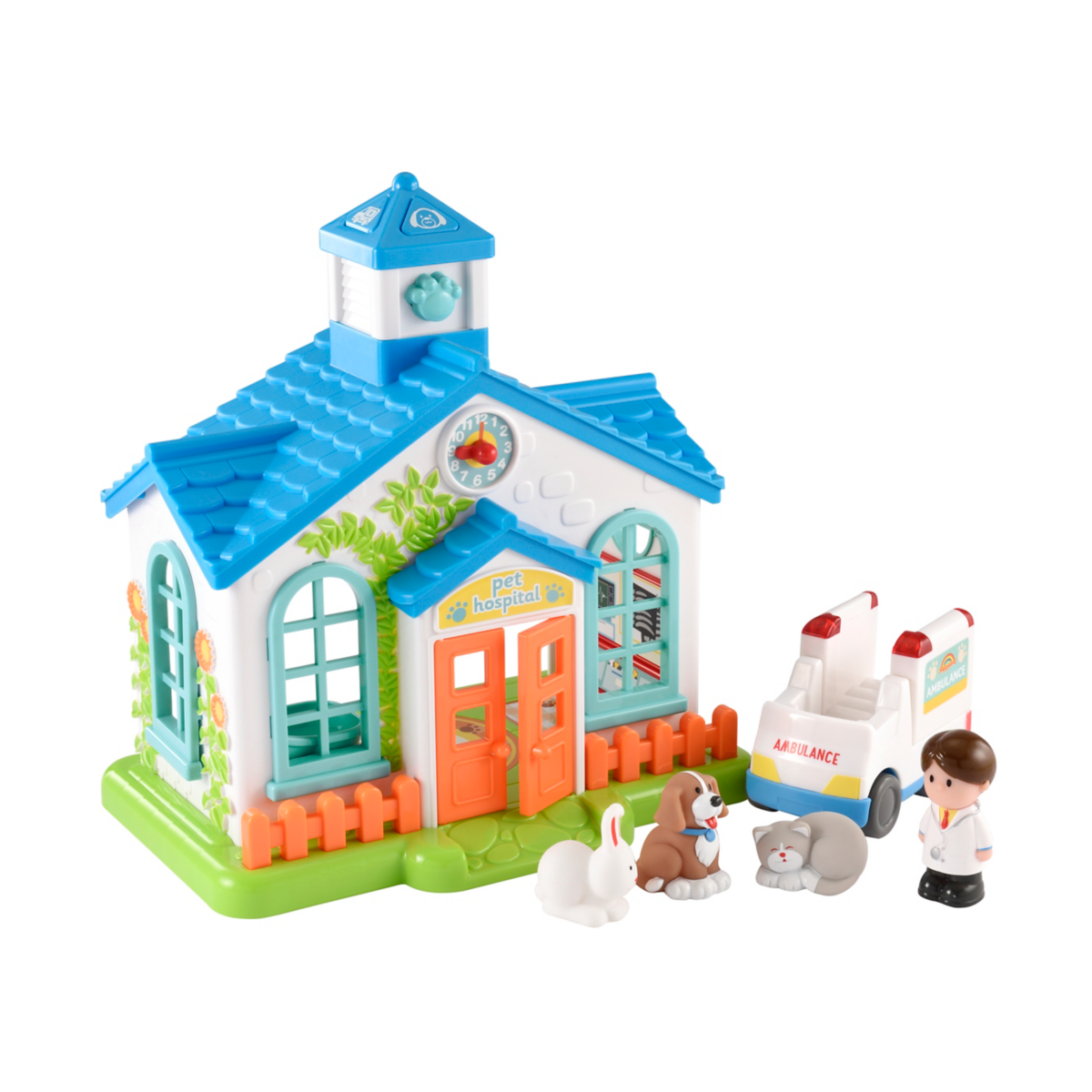 Happyland Pet Care Centre from Early Learning Center