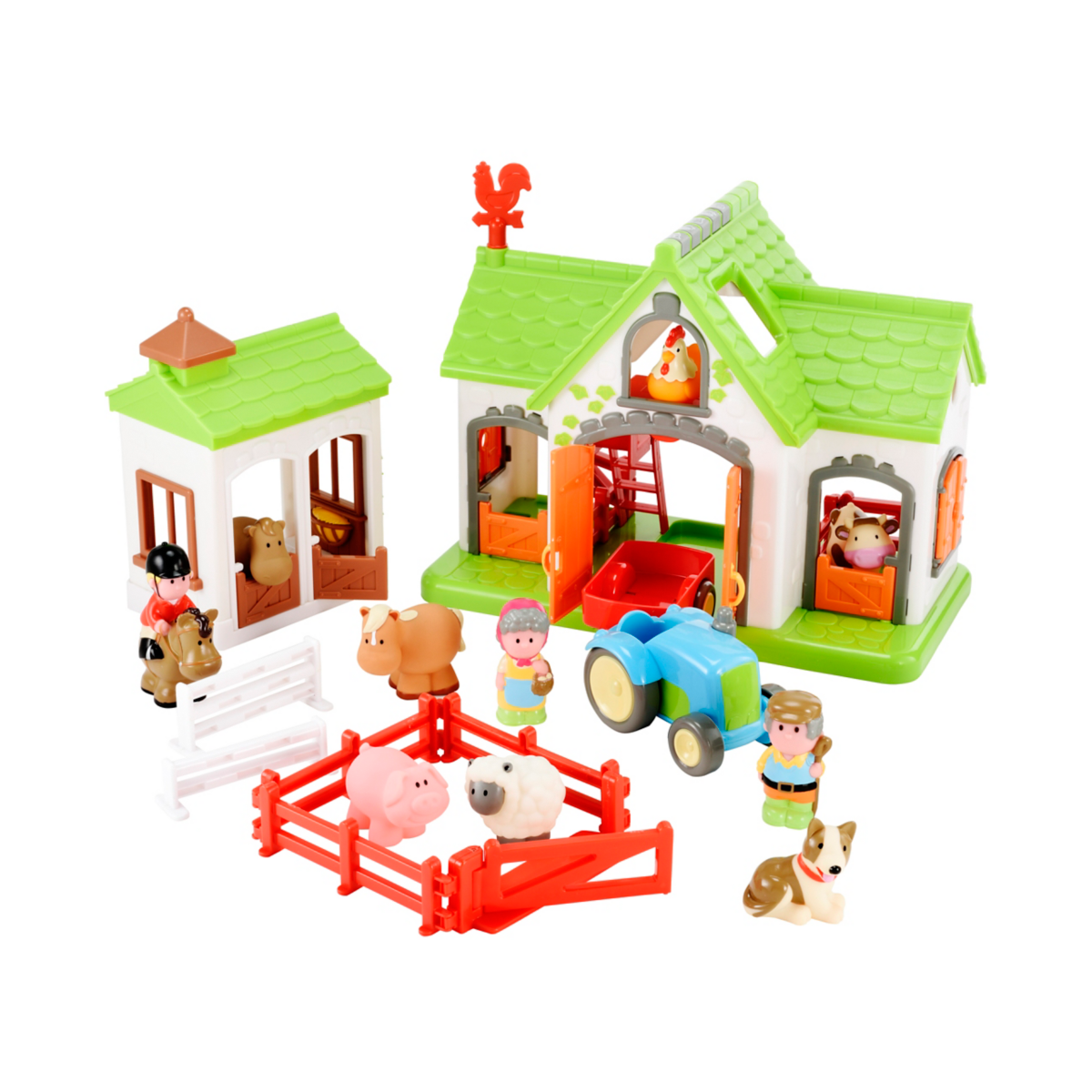 Happyland Farm from Early Learning Center