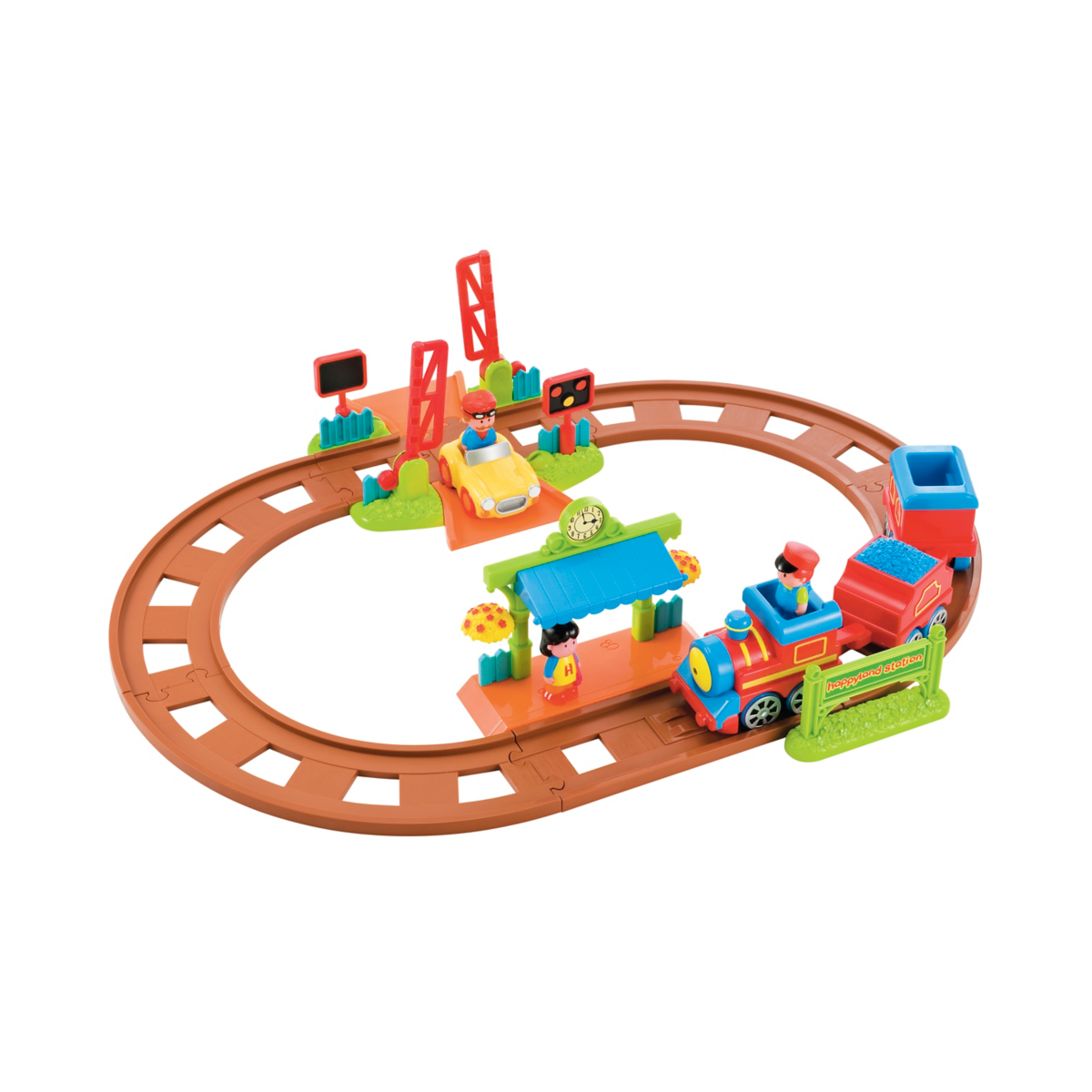 Happyland Country Train Set from Early Learning Center