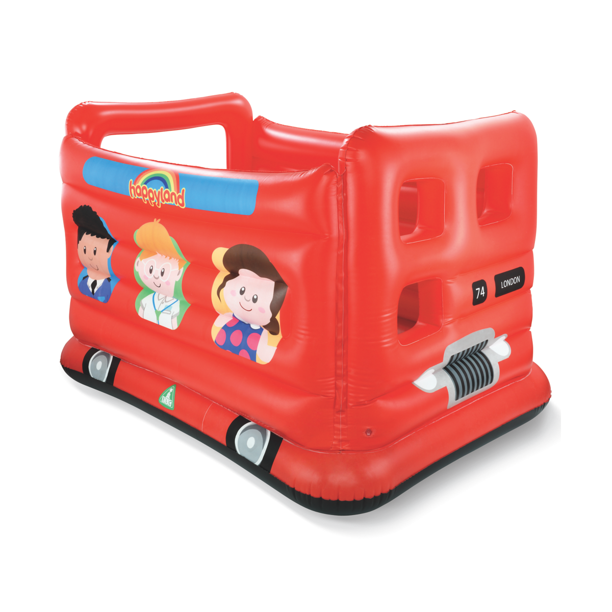 Happyland Bouncy Bus from Early Learning Center