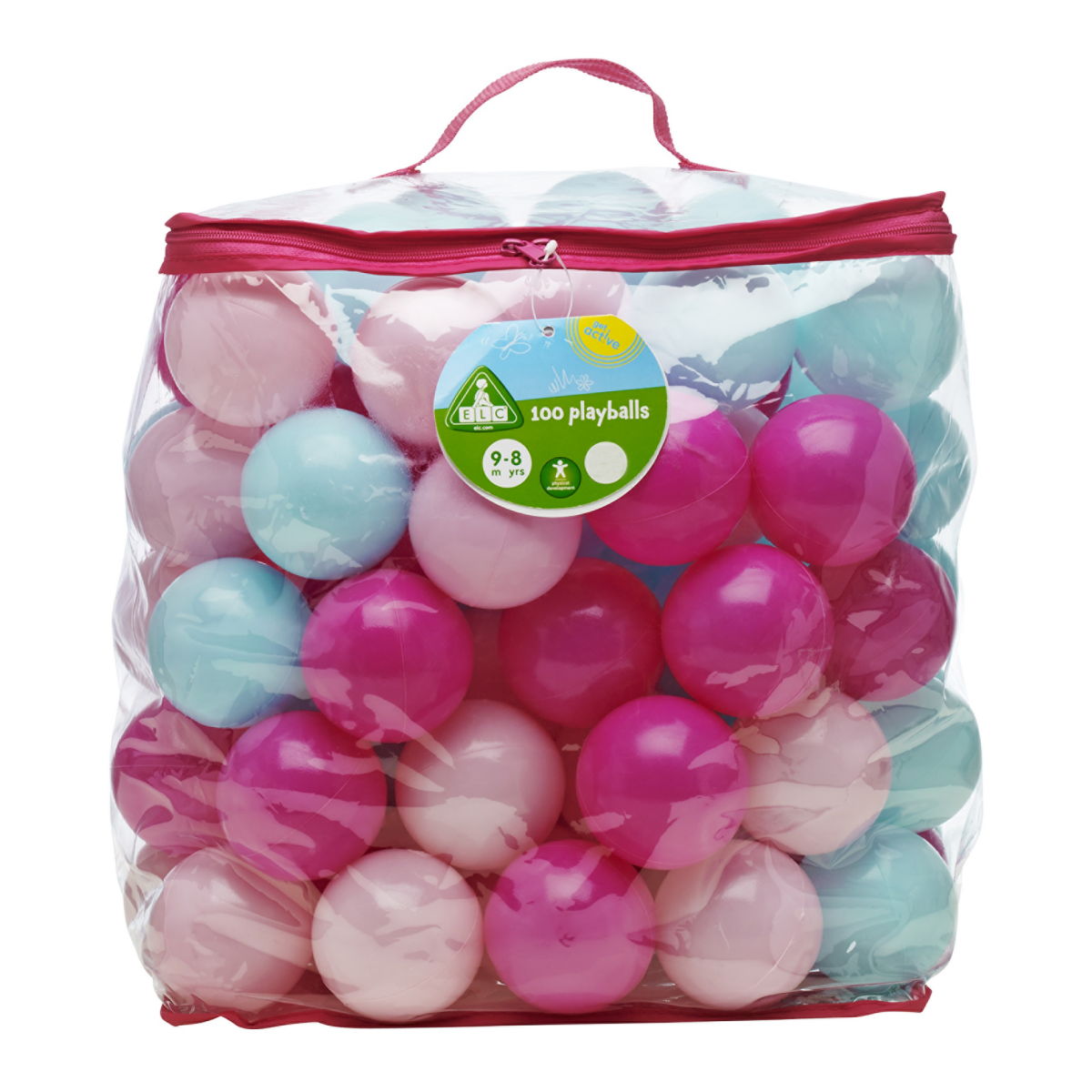 Early Learning Centre 100 Pink Playballs from Early Learning Center