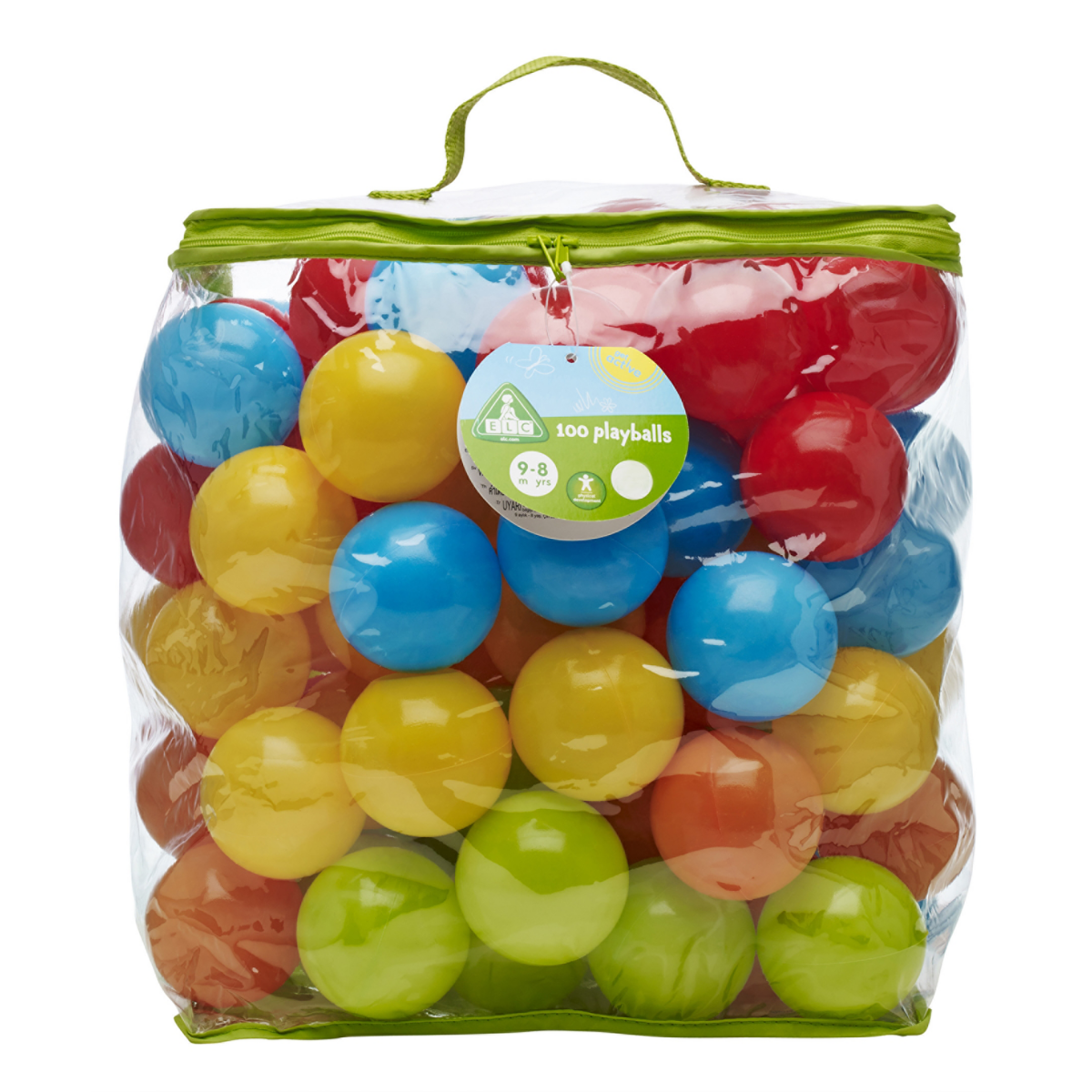 100 Playballs from Early Learning Center