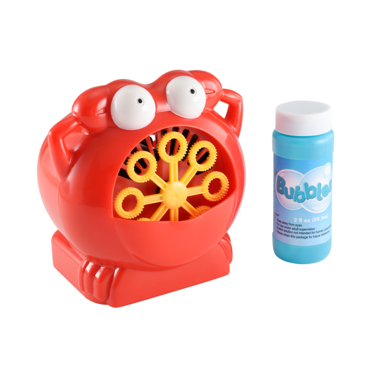 Early Learning Centre Crab Bubble Blower from Early Learning Center