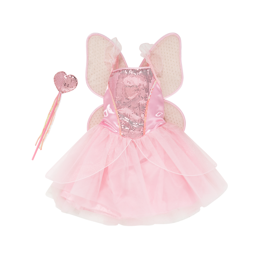 Early Learning Centre Fairy Dress with Wings and Wand