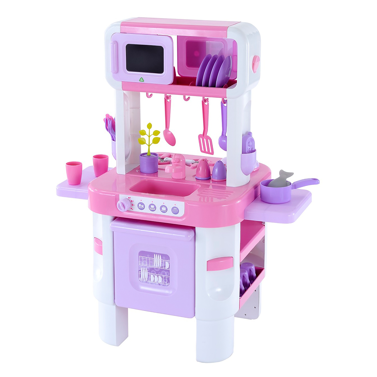 Early Learning Centre Little Cooks Kitchen - Pink from Early Learning Center