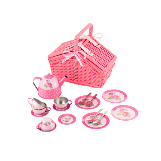 Early Learning Centre Tin Tea Set
