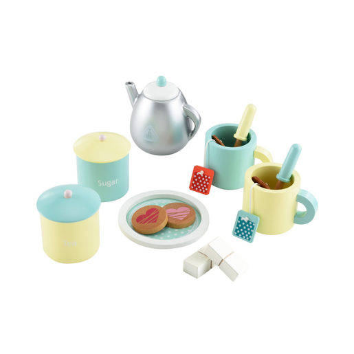 Early Learning Centre Wooden Tea Set