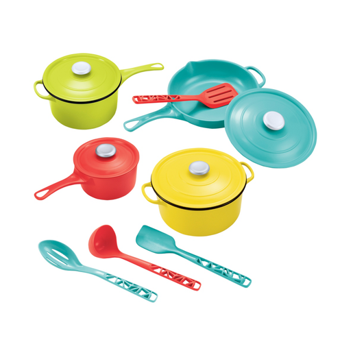 Early Learning Centre Pots and Pans Set