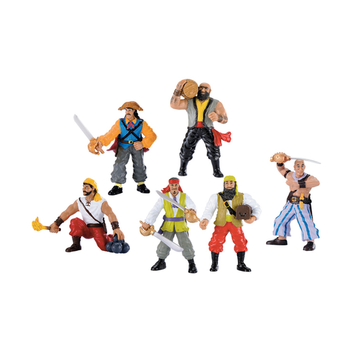Early Learning Centre Pirate Figure Set