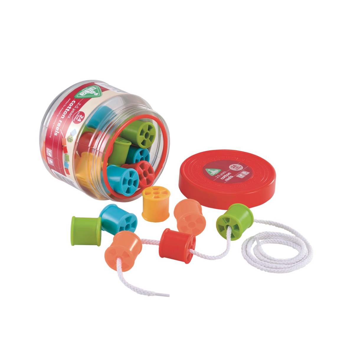 Early Learning Centre Cotton Reels
