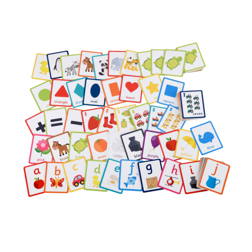 Early Learning Centre My Complete Learning Flash Cards