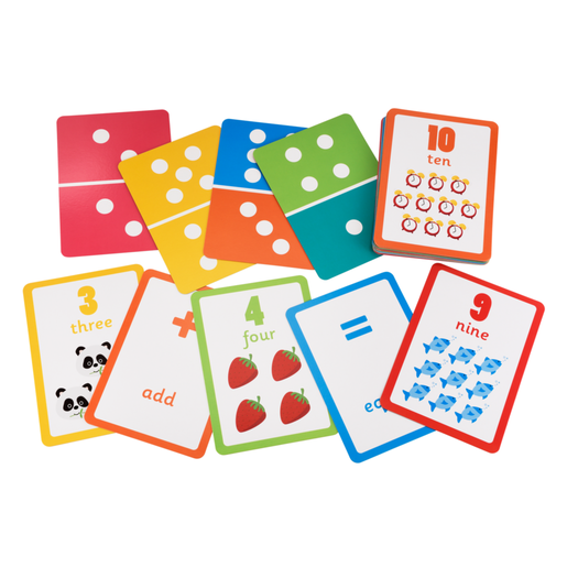 Early Learning Centre Jumbo Number Cards