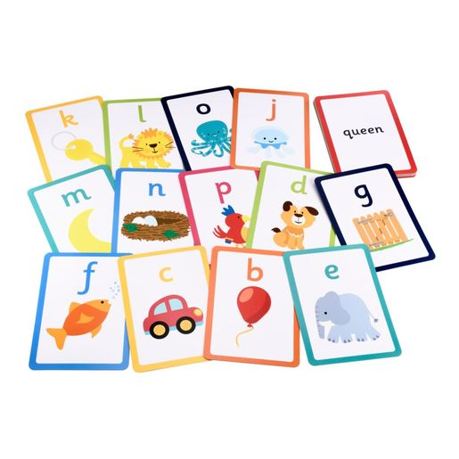 Early Learning Centre Jumbo Alphabet Flash Cards