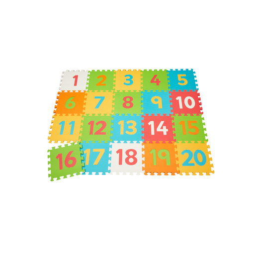 Early Learning Centre Number Foam Mats